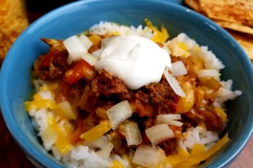 Cincinnati-Style Chili