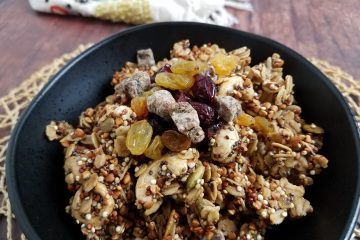 Ancient Grains and Nuts Granola