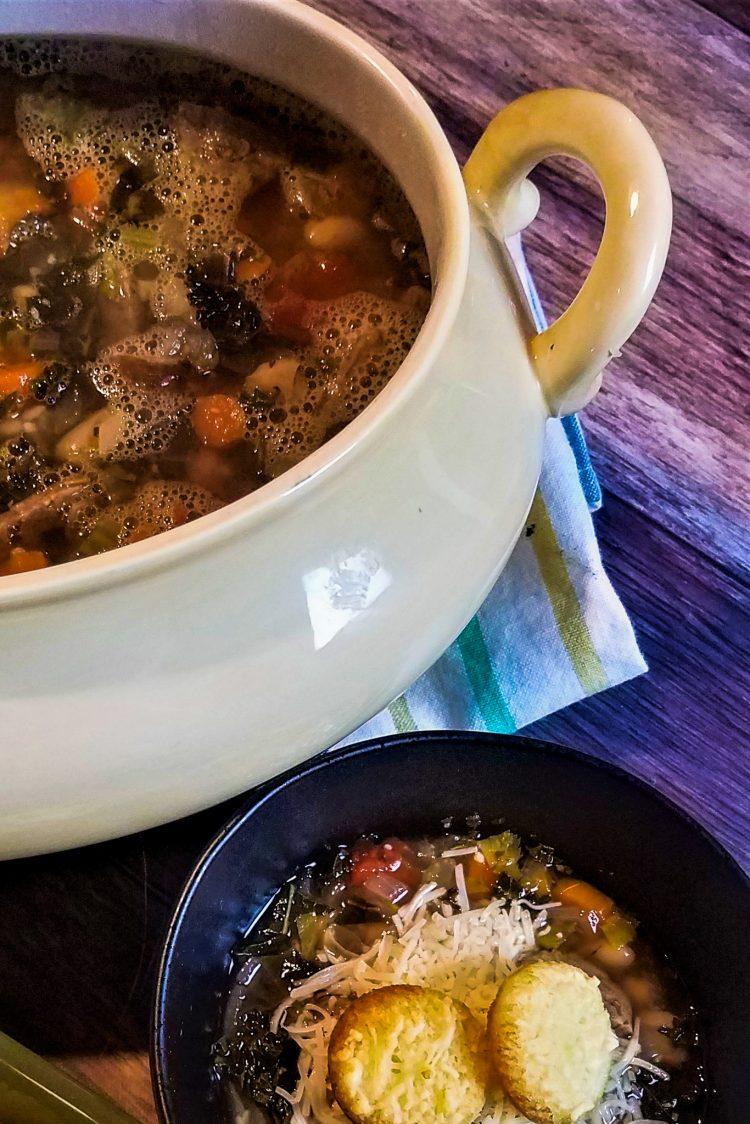 Italian White Bean and Sausage Stew