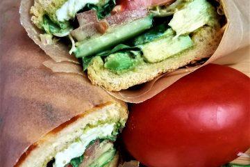 Veggie Goddess Sandwich