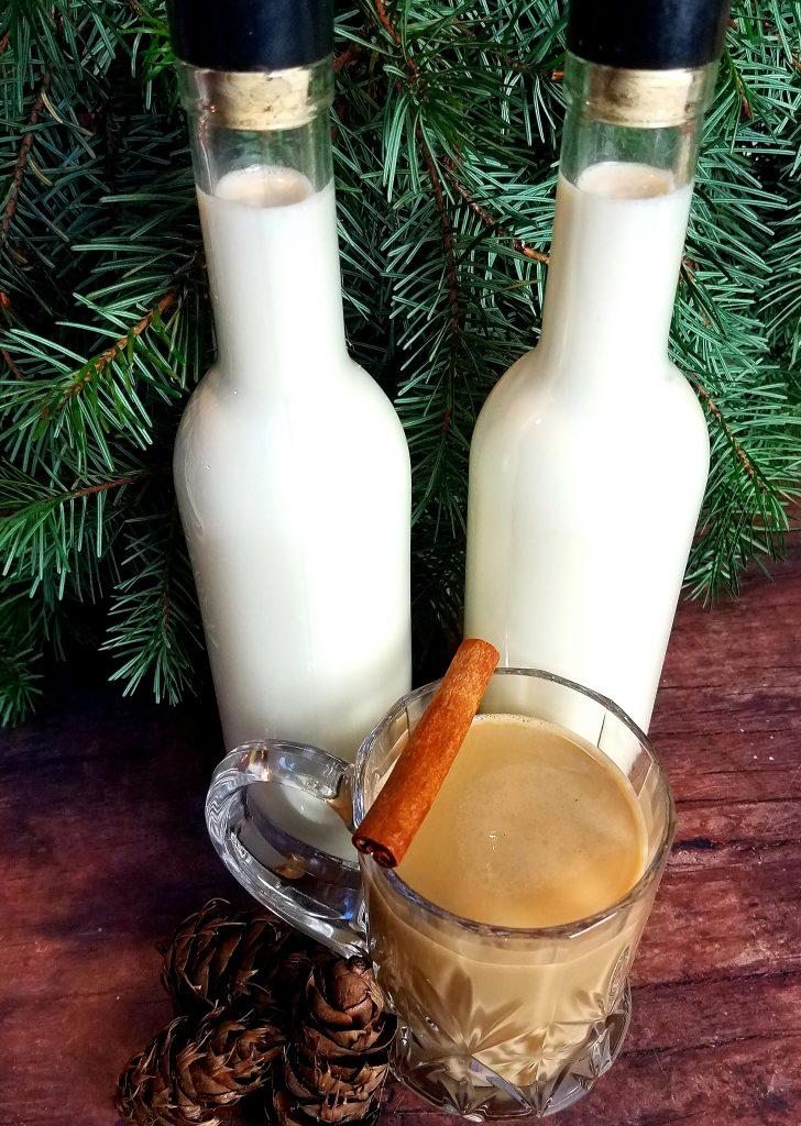 Vanilla Cream Liqueur